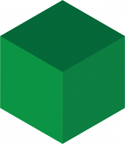 Cube clipart green cube - Graphics - Illustrations - Free Download ...