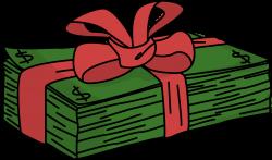 Image for Free Money Gift High Resolution Clip Art | как получить ...