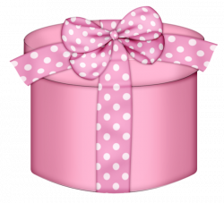 Pink Round Gift Box PNG Clipart | BOXES | Pinterest | Rounding, Box ...