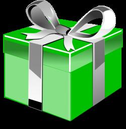 Present Green Clip Art at Clker.com - vector clip art online ...