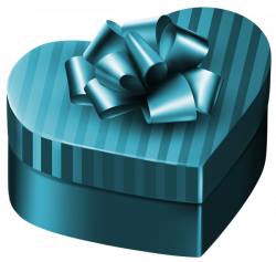 Luxury Gift Box Heart PNG Clipart Image | валентинки | Pinterest ...