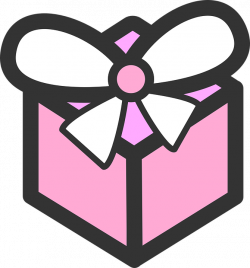 Birthday bow clipart collection