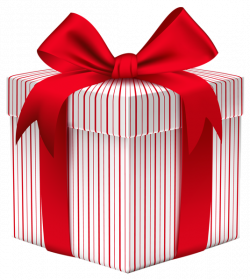 Gift Box With Bow Amazing PNG Clipart Image Cards Borders Frames For ...