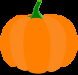 Pumpkin Clip Art at Clker.com - vector clip art online, royalty free ...