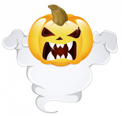 Halloween Transparent Pumpkin Monster Picture   Gallery ...