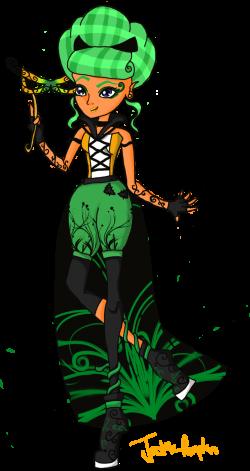 Jackie Pumpkin | Monster High Fandom Wiki | FANDOM powered by Wikia