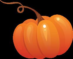 Solo Pumpkin transparent PNG - StickPNG