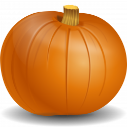Clipart - pumpkin moliūgas