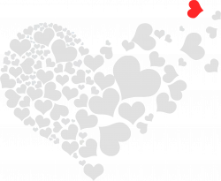 Torn Heart No Background by GDJ | clipart | Pinterest