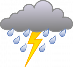 28+ Collection of Cloud And Lightning Clipart | High quality, free ...