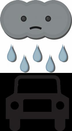 Rain, Rain, Go Away - Thoughts from Inside the Box