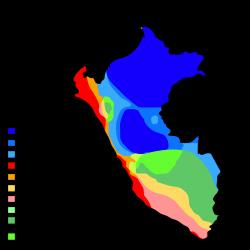 Climate of Peru - Wikipedia