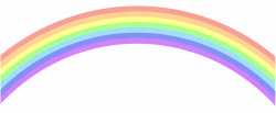 Rainbow Clip Art PNG Image   Gallery Yopriceville - High-Quality ...