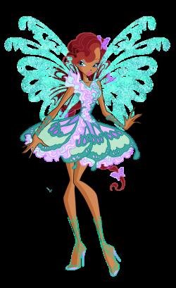 Aisha Butterflix 2D by Winx-Rainbow-Love | Winx Club | Pinterest ...