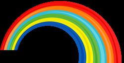 Резултат с изображение за rainbow and clouds clipart   rainbows ...
