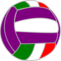 Colorful Volleyball Clipart | Clipart Panda - Free Clipart Images