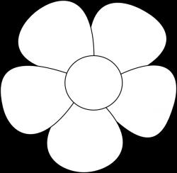 Simple Flower Clipart | Clipart Panda - Free Clipart Images