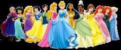 Disney Princess Clip Art | Updated Princesses Group 2 | disney ...
