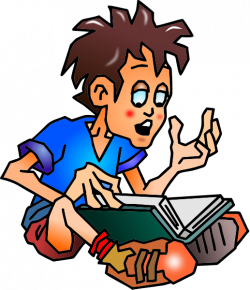 Reading Clip Art Pictures | Clipart Panda - Free Clipart Images