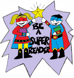 28+ Collection of Super Reader Clipart | High quality, free cliparts ...