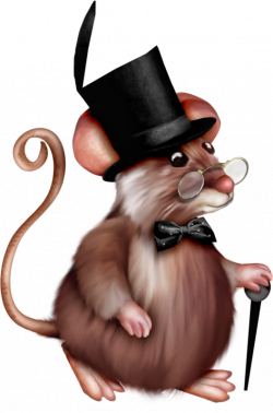 TUBES SOURIS   Clipart   Pinterest   Mice, Clip art and Decoupage ...