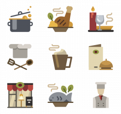 Dinner Icons - 1,211 free vector icons