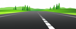 Road with Grass PNG Clipart   Gallery Yopriceville - High-Quality ...