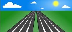 28+ Collection of Wide Road Clipart   High quality, free cliparts ...