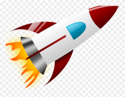 Gas Clipart Rocket Fuel - Rocket Png No Background ...