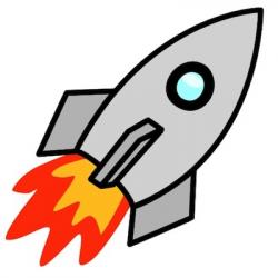 Free Rocket Cliparts, Download Free Clip Art, Free Clip Art ...