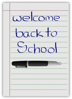 Free Back to School Clipart - Classroom Graphics