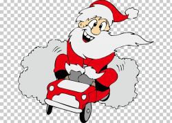 Mrs. Claus Santa Claus Car Christmas PNG, Clipart, Area, By ...