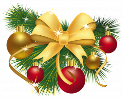 Transparent Christmas Decoration PNG Picture | Gallery Yopriceville ...