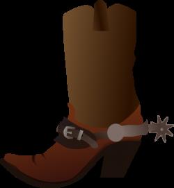 Cowboy Clip Art | Cowboy Boot clip art | Cliparts | Pinterest | Clip art