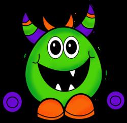 CH B *✿* Clipart Monster | CLIPART - LITTLE MONSTERS | Pinterest ...