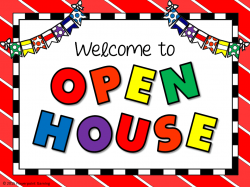 open house school clipart - Google Search | Beginning of ...