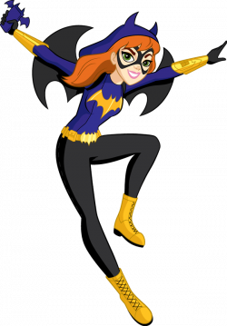 Batgirl | Pinterest | Super hero high, Barbara gordon and Super powers