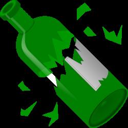 broken clip art free clipart broken bottle qubodup science clipart ...