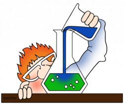 Free General Science Clip Art by Phillip Martin
