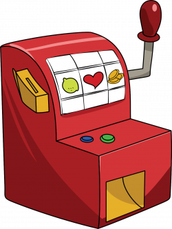Little red slot machine Icons PNG - Free PNG and Icons Downloads