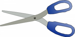 Clipart - Scissors