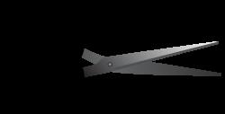 scissors black and white clipart - Google Search | Art | Pinterest