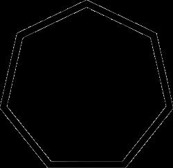 Hexagon Heptagon Octagon - mattawa