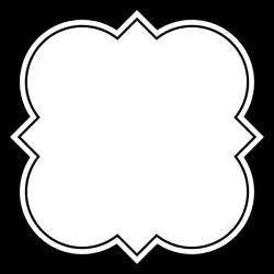 File:Quatrefoil-Architectural-Square.svg - Wikimedia Commons