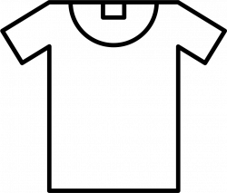 T-shirt Outline Svg Png Icon Free Download (#62873) - OnlineWebFonts.COM