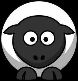 Baa Baa Black Sheep Clipart   Clipart Panda - Free Clipart Images