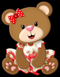 TUBES URSINHOS   clipart   Pinterest   Bears, Clip art and Teddy bear