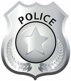 Badge Police officer Lapel pin - Police Badge PNG Clip Art 4359*5000 ...