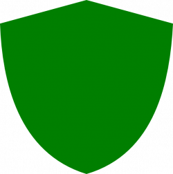 Green Shield Clip Art at Clker.com - vector clip art online, royalty ...