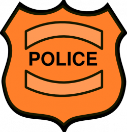 Police Badge Clip Art at Clker.com - vector clip art online, royalty ...